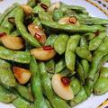 枝豆のスタミナピリ辛炒め&歯医者 by とまとママさん
