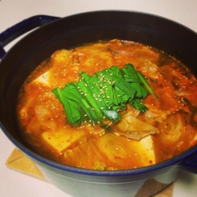 キムチ鍋の日