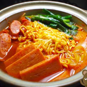 寒いときにはコレ!韓国の人気鍋「プデチゲ」を味わおう♪