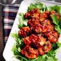 ♡簡単・時短・節約♡鶏むね肉のカレーチャップ♡【#チーズ#お弁当#連載】