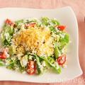 春野菜とアボカドのミモザサラダ-美肌レシピ【ハダレピ】 by モモ@美肌レシピさん
