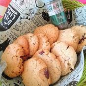 HMで☆簡単☆チョコミントクッキー♪