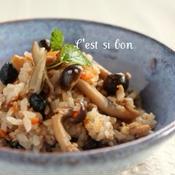 鶏ごぼうご飯(3~4人分)