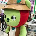♡東京♡品川♡駅構内で観光イベント♡『世界級リゾートへ、ようこそ。山の信州』♡