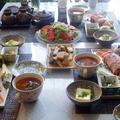■おもてなし朝ご飯【鯉のぼりのオムライスの続編で その他の料理②~⑥と全貌編】です♪ by あきさん
