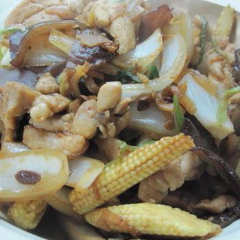 タイ料理の夕べと、うれしい発見。