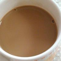 ハニーシナモンコーヒを作ったよ