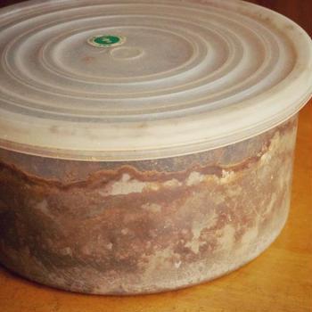 2年以上放置した糠床を復活させることはできるのか