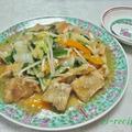お野菜たっぷり~鶏肉の野菜あんかけ♪ by ei-recipeさん