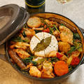 カマンベールトマト鍋