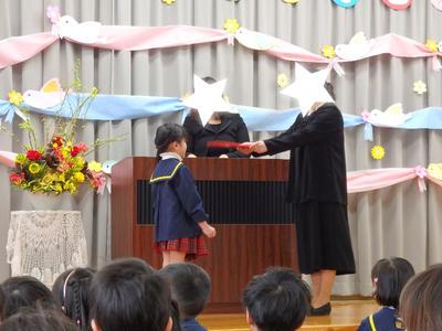 卒園しました☆