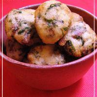 梅香草風味とろろ揚げ♡パーティーやおせちに♪スピードレシピ