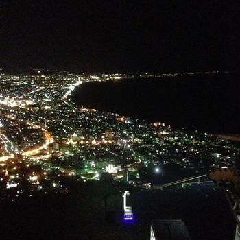 素晴らしい夜景