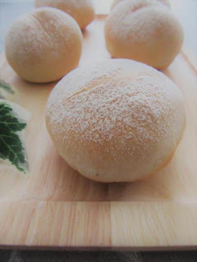 [本格的]ドイツの白パン*ヴェッケル*