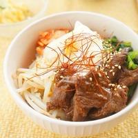 【モニター】ワイルドだぜぃ!ジビエ料理!いの一番がお役立ち「エゾシカ肉のビビンバ丼」