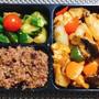 鶏むね肉の酢鶏弁当・ぎっくり腰・英語スピーキング・リノベーション