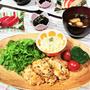 【子育てあるある】進路どうする? と、おうちごはん。鶏胸のガーリックオイマヨバジルソテーde夕食