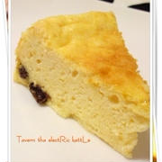 豆腐を使ってヘルシーに「りくろーおじさんのチーズケーキ」再現だっ!