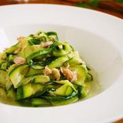 クセがないから食べやすい♪ズッキーニとツナを使った副菜レシピ5選