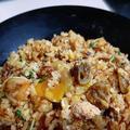 Part2《 旬 ほやレシピ 》自家製ほや塩辛入 #ホヤ炒飯 #ホヤピビンパ