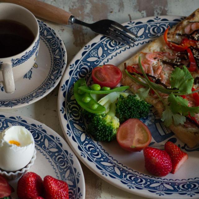 低糖質な朝ごはん16