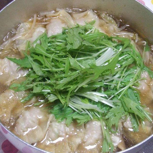 ピリ辛ごま餃子鍋 By ちょいこさん レシピブログ 料理ブログのレシピ満載