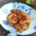 【作りおき・低糖質レシピ】ジューシーな鶏もも肉の生姜照り焼き