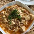 ご飯が進む麻婆豆腐