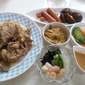 豚肉のポン酢生姜焼き