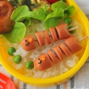 お弁当が「ウインナー」1つでこんなに可愛くなる!簡単アレンジレシピ集