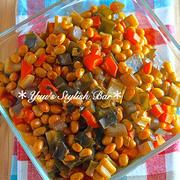 日持ち1週間♡栄養満点優秀おかず♡『わが家の絶品♡五目豆』《簡単*節約*作り置き*お弁当》