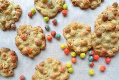 シリアルクッキー Cereal Cookies