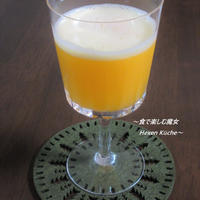 おうちカクテル 柑橘の香りを満喫レモンとオレンジ『シトラス・カクテル』