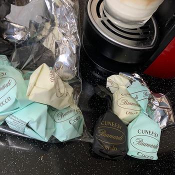 ディーン&デルーカのイタリア製チョコ