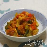 冬野菜のチキンカチャトーラ