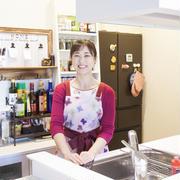 お料理も収納も捗る便利アイテム満載~ヘルシー料理研究家 鈴木沙織さんの「世界一楽しいわたしの台所」