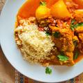 チュニジア風クスクス|野菜たっぷりアフリカのスパイシーなトマト煮込み