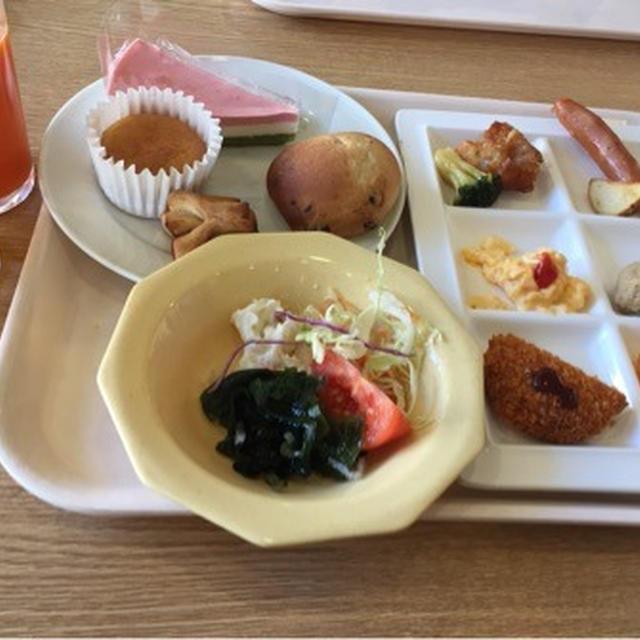 バイキング ココス 朝食
