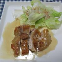 鶏肉のさっぱり焼き