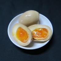 チャーシューダレを使った半熟味玉の作り方
