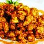 醬爆雞丁│中華風鶏肉の醤油炒め