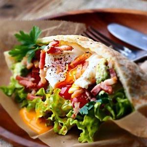 好きなものをつめこんで♪「ピタパン」基本の作り方とサンドレシピ