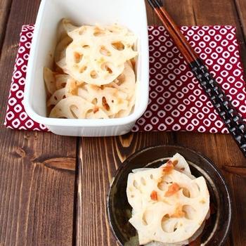 食感のちがいを楽しもう! 旬のれんこんを使ったレシピ7品。
