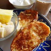 カルダモンが香る、朝食フレトー