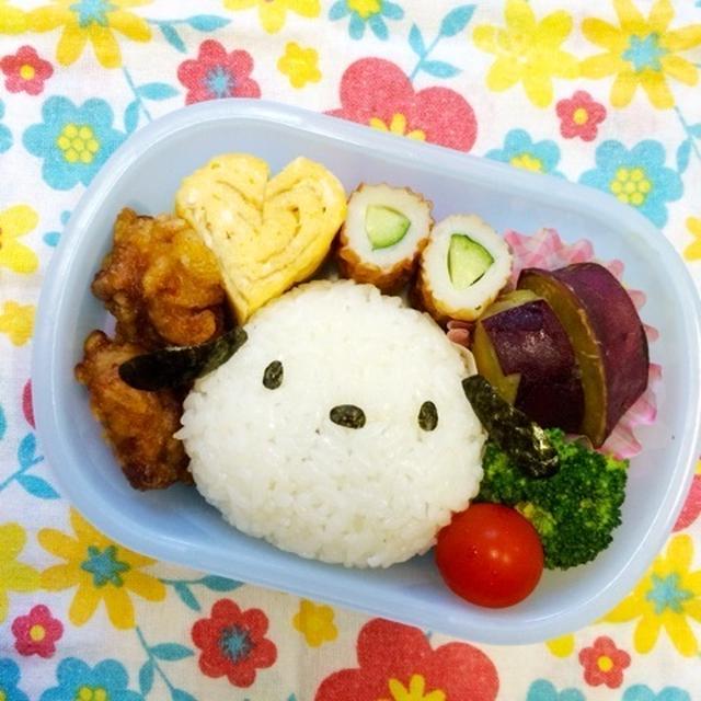 幼稚園弁当☆キャラが浮かばない~ キャラ弁