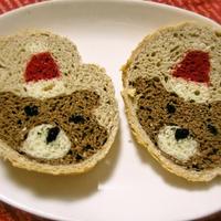 娘作のデコ食パン&アイシングクッキー