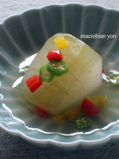 ★冬瓜の含め煮