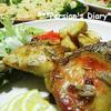 骨付き鶏もも肉deハーブマリネローストチキン