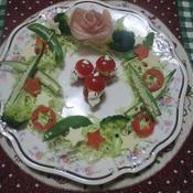 リースサラダ