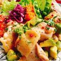 鶏肉とアボカドのレモンソテー(動画レシピ)